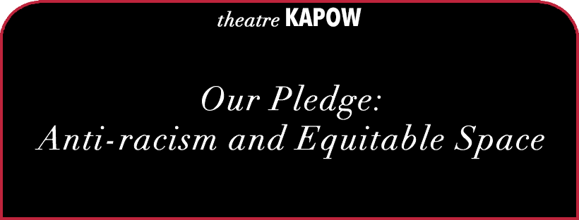 Anti-racism Pledge