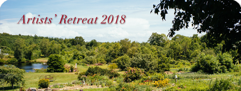 Artists' Retreat 2018